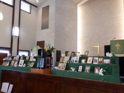 逝去者記念礼拝